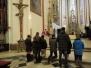 Druhé skrutinium katechumanů (11. březen)