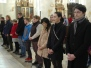 Druhé skrutinium katechumenů (26. březen)