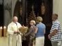Farníci NHK poděkovali Mons. Františkovi (13. září)