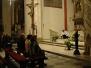 Přijetí katechumenů mezi čekatele křtu (20. únor)