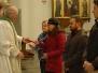 Přijetí katechumenů mezi čekatele křtu (12. únor)