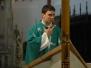 První mše sv. v katedrále P. Petr Zadina (29. říjen)