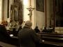 První pobožnost křížové cesty (16. únor)