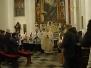 Slavnost uvedení Páně do chrámu - večer (2. únor)
