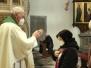 Svátek sv. Blažeje - požehnání (3. únor)