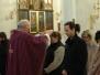 Třetí skrutinium katechumenů (2. duben)