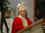 Biřmování v katedrále Svatého Ducha (3. červen)