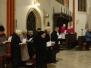 Křest Páně - zpívané nešpory (8. leden)