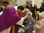 Předvánoční mše svatá pro ZŠ Jana Pavla II. (20. prosinec)