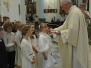 První svaté přijímání dětí (2. červen)