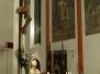Vigilie slavnosti - Zmrtvýchvstání Páně (20. duben)
