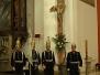 Vzpomínková bohoslužba za zemřelé vojáky (3.listopad)